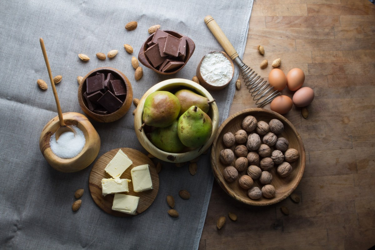 Кулинарный мастер-класс в Киеве ингредиенты для приготовления